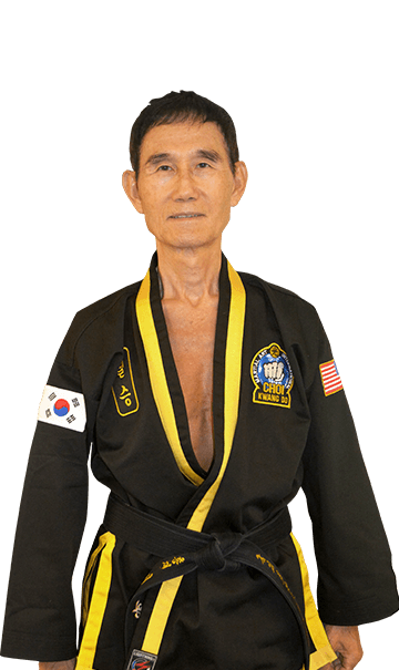 Choi Kwang Do Martial Arts of Kennesaw Owner